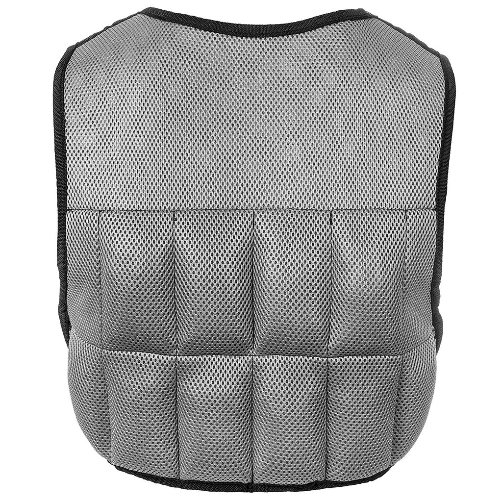 weight vest - back