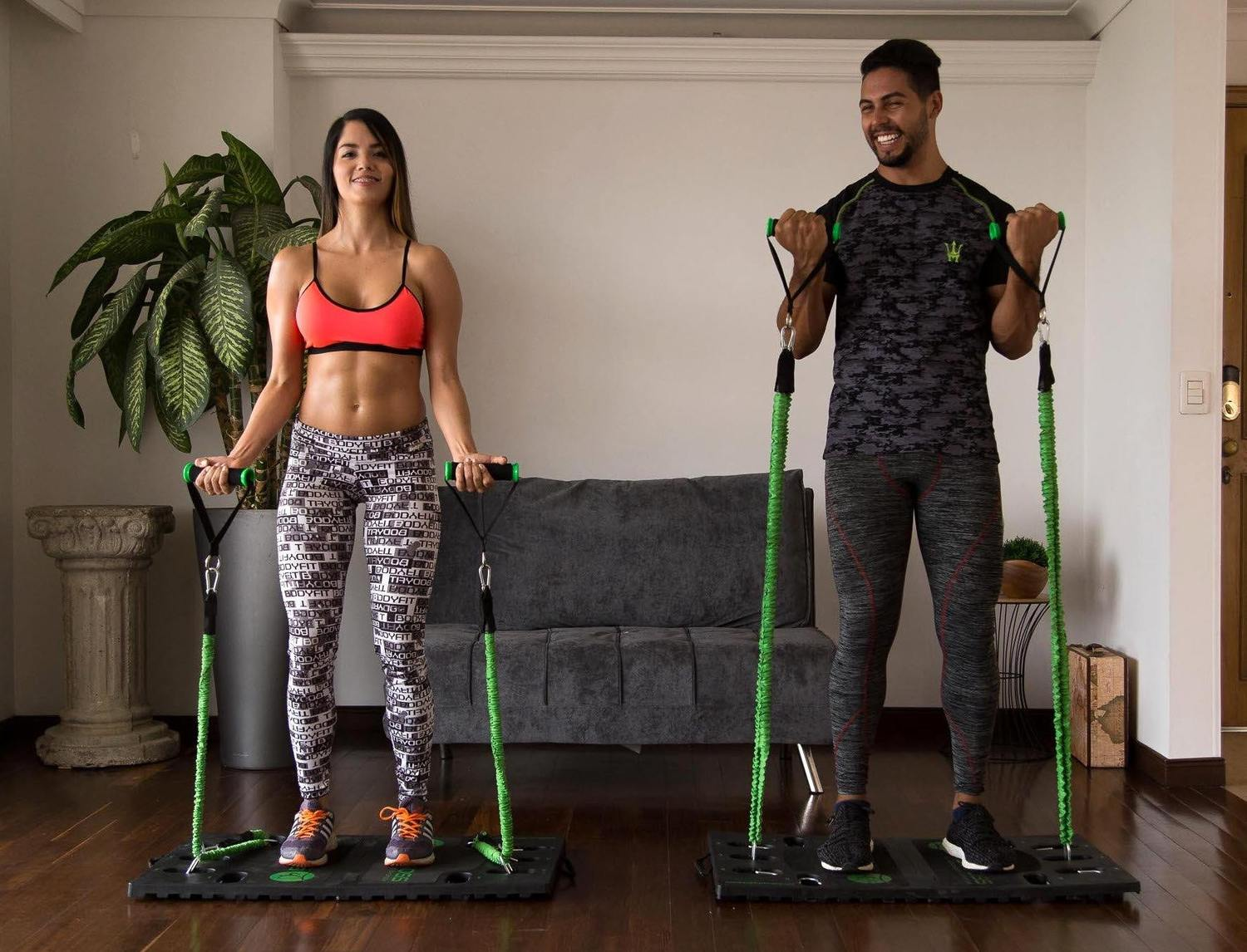 equipment for home workout